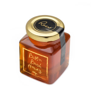 Bilpin Bush Honey Raw 150g
