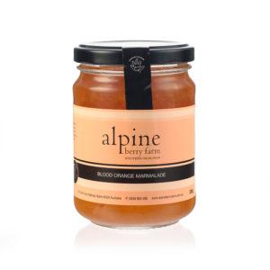 Alpine Berry Farm Blood Orange Marmalade 285g