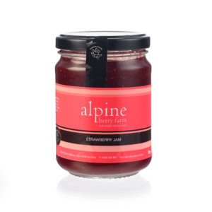 Alpine Berry Farm Strawberry Jam
