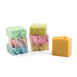 Kim's Handmade Soaps 7 Assorted