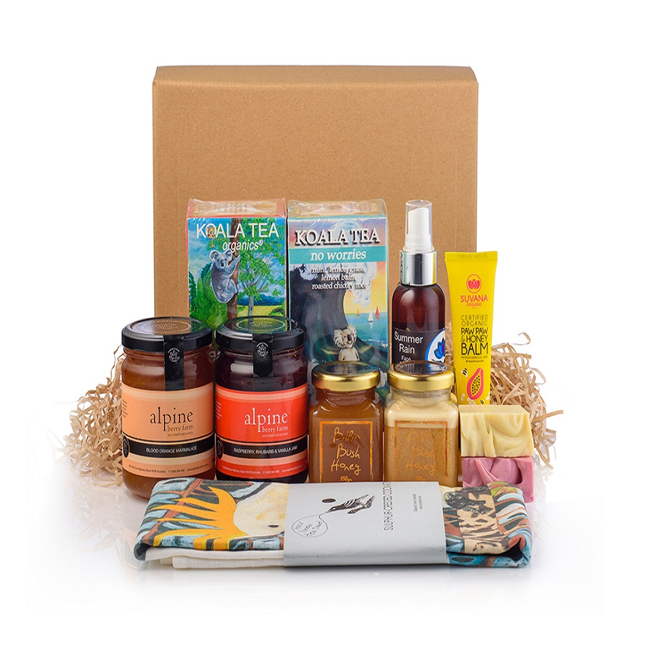 sc 1 st  Australia to You & Australian made gifts u2013 Indulgence gift box | Australia to You Aboutintivar.Com