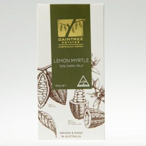 Daintree Estates Chocolate Lemon Mytle