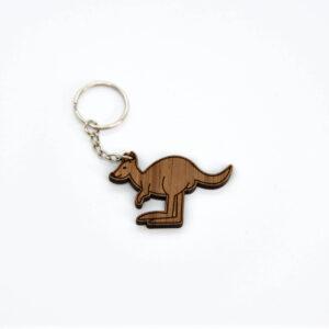 Bush Kin Kangaroo Keyring